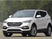 Hyundai Santa Fe giảm giá kỷ lục 230 triệu tại Việt Nam