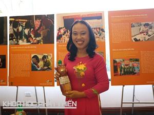 Nữ giám đốc Trịnh Thị Hồng: Kẻ tay ngang liều lĩnh