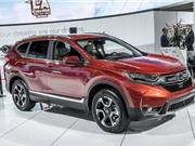 Honda sắp trình làng CR-V phiên bản đặc biệt