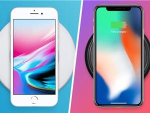 Những ưu điểm của iPhone X so với iPhone 8