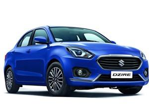 Chùm ảnh xe sedan gần 200 triệu của Suzuki tại Ấn Độ