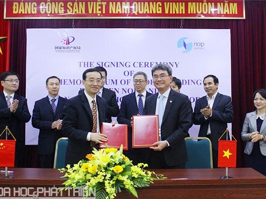 Trung Quốc sẽ chia sẻ với Việt Nam về xây dựng chiến lược sở hữu trí tuệ quốc gia