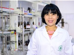 PGS-TS Đỗ Thị Hà - nhà khoa học nữ Việt Nam được L'Oréal - UNESCO tôn vinh