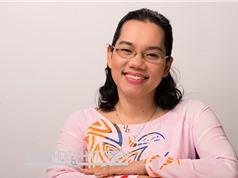 TS Trần Hà Liên Phương - nhà khoa học nữ Việt Nam được L'Oréal - UNESCO tôn vinh