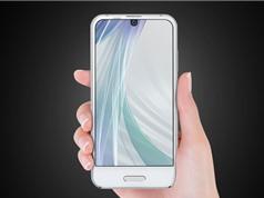 Cận cảnh smartphone chống nước, thiết kế giống iPhone X