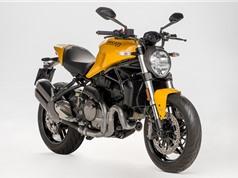 Chi tiết Ducati Monster 821 2018 vừa trình làng