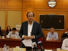 Bộ KH&CN hoàn thành đúng hạn 100% nhiệm vụ Chính phủ, Thủ tướng Chính phủ giao