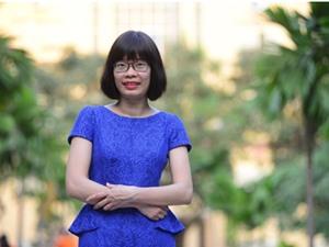 TS Đỗ Thị Phúc - nhà khoa học nữ Việt Nam được L'Oréal - UNESCO tôn vinh