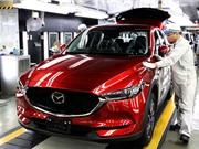 Mazda tăng sản lượng CX-5 2017 vì nhu cầu quá lớn
