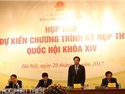 Quốc hội chuẩn bị xem xét miễn nhiệm một số nhân sự cấp cao