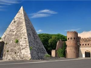 5 kim tự tháp ít được biết đến của thế giới cổ đại