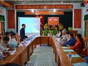 Bình Định tổ chức hội thảo phát triển nhãn hiệu tập thể Rượu Vĩnh Cửu