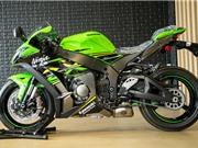 """Loạt môtô Kawasaki phiên bản 2018 """"đổ bộ"""" về Việt Nam"""