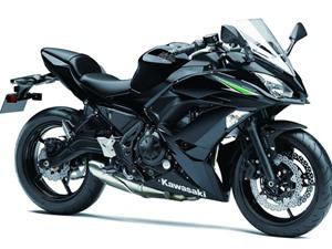 Cận cảnh Kawasaki Ninja 650 2017 giá 228 triệu đồng tại Việt Nam