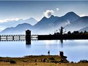 """Hồ Thác Bạc - chốn """"bồng lai tiên cảnh"""" ở Sapa"""