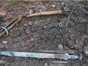 Phát hiện cung tên và hộp thức ăn 4.000 tuổi ở Thụy Sĩ