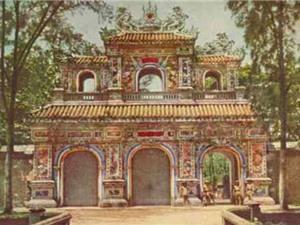 Việt Nam thời thuộc địa qua ảnh màu của National Geographic