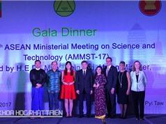Nhà khoa học nữ Việt Nam đoạt giải nhất Giải thưởng ASEAN - Mỹ