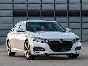 Cận cảnh Honda Accord 2018 giá từ 23.570 USD