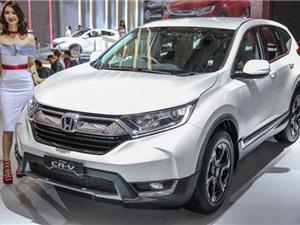 Honda CR-V 7 chỗ sẽ có giá bao nhiêu nếu không bị đánh thuế?