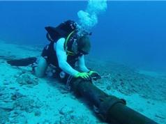 Cáp quang biển AAG được khắc phục sớm hơn dự kiến