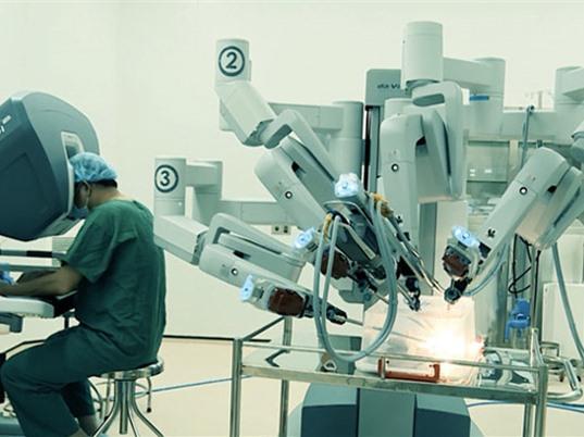Bệnh viện Chợ Rẫy phẫu thuật nhiều loại ung thư bằng robot