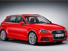 Ngắm Audi A3 Sportback 2017 giá 1,55 tỷ vừa ra mắt tại Việt Nam