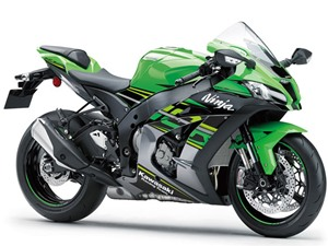 Hình ảnh môtô Kawasaki ZX-10R hơn nửa tỷ đồng tại Việt Nam
