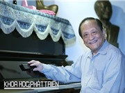 Giáo sư Nguyễn Vĩnh Cát: Nghệ sỹ nghiên cứu ngôn ngữ phương Đông trong nhạc giao hưởng