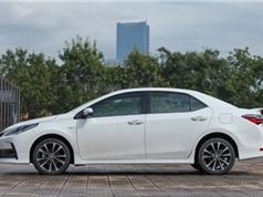 Chi tiết Toyota Corolla Altis 2017