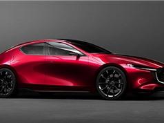 Lộ diện hình ảnh tương lai của Mazda3