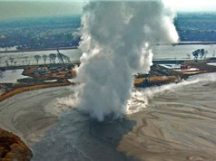 Vụ phun trào bùn lớn nhất thế giới
