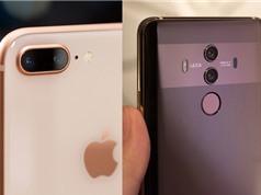 Clip: Huawei Mate 10 Pro đọ camera với iPhone 8 Plus