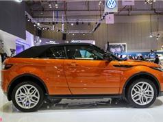 Hình ảnh Range Rover Evoque mui trần giá từ 3,5 tỷ đồng tại Việt Nam