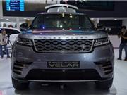 Ảnh chi tiết Range Rover Velar giá 4,9 tỷ đồng tại Việt Nam