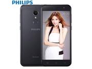 Philips trình làng smartphone camera selfie 16 MP, pin 4.000 mAh, giá 4,40 triệu