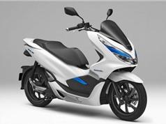 Honda PCX Hybrid - xe tay ga đầu tiên kết hợp động cơ xăng-điện