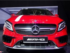 Ảnh chi tiết Mercedes GLA 45 AMG giá 2,4 tỷ vừa trình làng tại Việt Nam