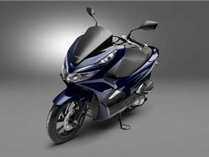 Cận cảnh Honda PCX Hybrid vừa ra mắt