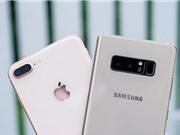 Clip: iPhone 8 Plus thi tài camera với Samsung Galaxy Note 8