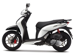 Honda Việt Nam bổ sung thêm màu sắc mới cho SH Mode