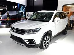 Ngắm xe crossover giá 779 triệu vừa ra mắt thị trường Việt