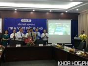 Hợp tác triển khai mô hình cụm khởi nghiệp tại Tiền Giang