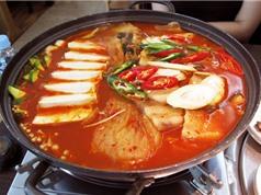 Cách nấu lẩu kim chi ngon như người Hàn Quốc