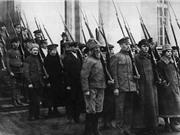 Những hình ảnh cực hiếm về Cách mạng Tháng Mười tại Petrograd