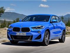 Chi tiết BMW X2 vừa trình làng