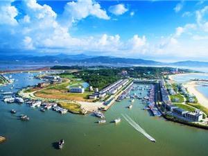 """""""Mục sở thị"""" cảng du thuyền nhân tạo lớn nhất Việt Nam"""