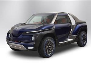 Ảnh thực tế xe bán tải vừa được Yamaha ra mắt