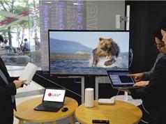 Huawei và LG thử nghiệm thành công việc phát sóng trực tiếp trên mạng 5G