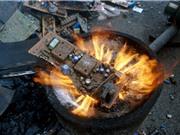 Các công nghệ tái chế rác điện tử áp dụng ở Việt Nam